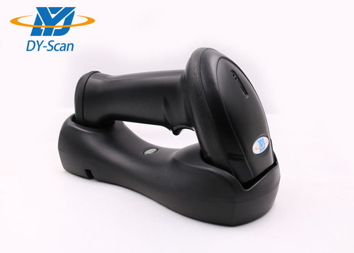 Durable Store Barcode Scanner , Portable 2.4GHz Wireless QR Code Reader