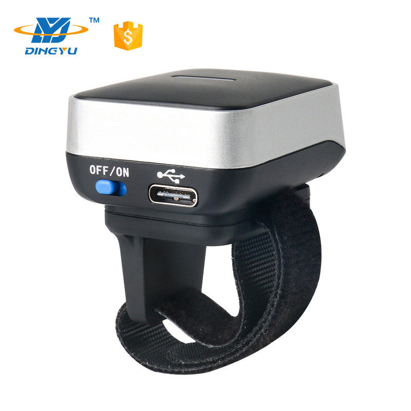 Portable Bluetooth 1D Barcode Scanner 150m With Ultra - Low Power Consumption